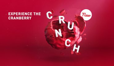 Worldwide First: Crunchy Cranberries™ by Ocean Spray
