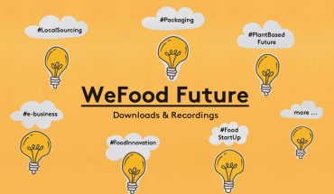 WeFood Future 2.0 – Downloads & Recordings