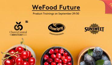 WeFood Future 2.0<br />Product Trainings