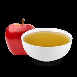 Färbender Apfel-Extrakt