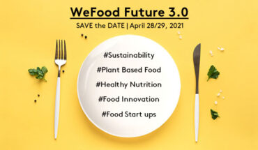 WeFood Future 3.0 | Our first Speakern